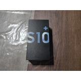 Samsung Galaxy S10+ Camara Triple 1tb 12gb Ram 4.5g Lte 4k+