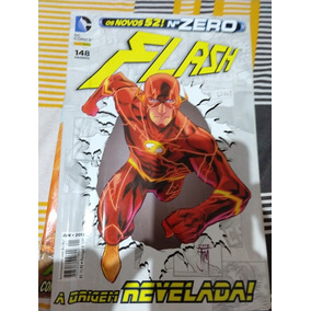 Flash Novos 52, Volume 0 Ao 12