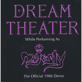 Dream Theater ( Majesty ) ¿ The Official 1986 Demo - Cd
