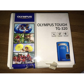 Camara Digital Waterproof Olympus Tough Tg 320