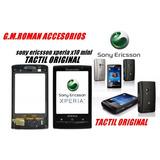 Mica Tactil Touch Digitizer Sony Ericsson Xperia X10 Mini