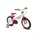 Bicicleta Nathor Aro 16 Feminina Bella