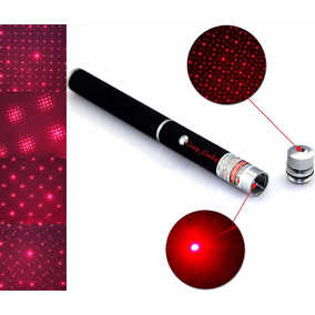 Potente Apuntador Laser (100mw) Tipo Boligrafo Con Estuche.