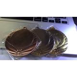 Medallon 7.0cm X 3mm 100gramos Con Grabado Y Cinta $1.499c/u