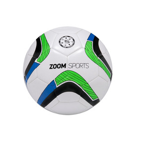 Balón De Fútbol Zoom Sports Mabuti # 5 Verde Zbflv-6082