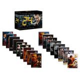 Box 24 Horas Coleção Completa (6 Temporadas) + A Redenção