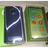 Motorola Moto G6 Plus Doble Sim Azul Nimbus Movistar 64gb 4g