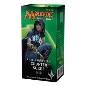 Challenger Deck Magic - Counter Surge + Deckbox