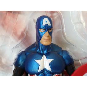 Capitão America Marvel Select Toys Vingadores Lacrado