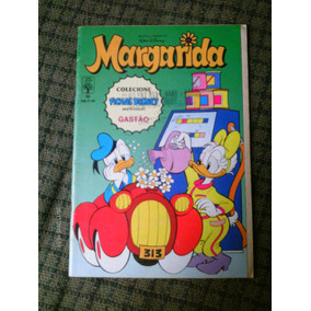 Margarida N.99 - Editora Abril (abril/1990)
