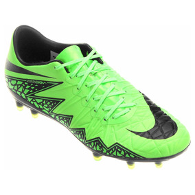 34344ed1c9 Chuteira Nike Hypervenom Phantom Profissional - Chuteiras Verde no ...
