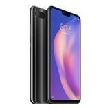 Celular Xiaomi Mi 8 Lite 128gb 6gb Dualsim Lte + Película