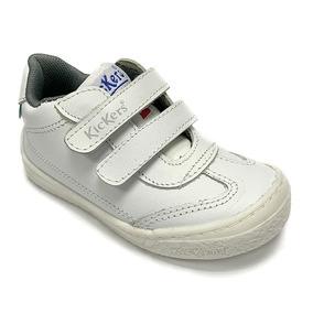 e57eb7c5c2c21 Zapatos Deportivos Colegiales Kickers Niño Bl Ki 6880 Corpez