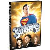 Dvd Superman 4 Em Busca Da Paz - Christopher Reeve - Lacrado