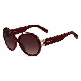 Salvatore Ferragamo Oculos De Sol - Óculos no Mercado Livre Brasil da6e8c72b2