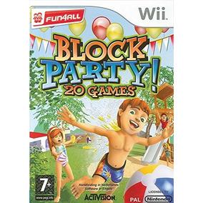 Juegos De Block Party 20 - Nintendo Wii