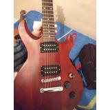 Vendo Guitarra,incluso Pedaleira Um Cabo E Uma Capa