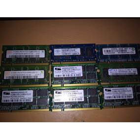 Memorias De Laptop Ddr2 De 512