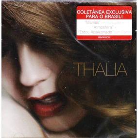 Thalia - Coletânea Exclusiva Para O Brasil ! - ( Cd )