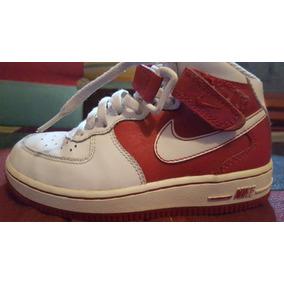 651ca945fc807 Nike Air Blanca - Zapatillas Nike Botitas para Niños en Mercado ...