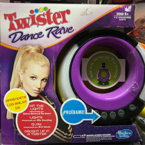 Twister Dance Rave Original Hasbro