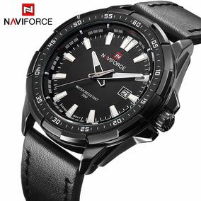 10ae68cac3c Relogio Naviforce Preto Aço - Relógios De Pulso no Mercado Livre Brasil