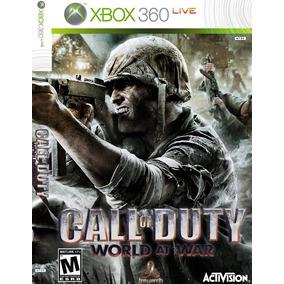 Call Of Duty World At War Xbox360 - Destravado