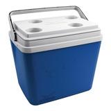 Caixa Térmica Invicta 34 Litros - Azul