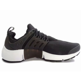 b5be26ac186 Nike Hombres Aire Presto Essential Zapatos Casual Negro 8481