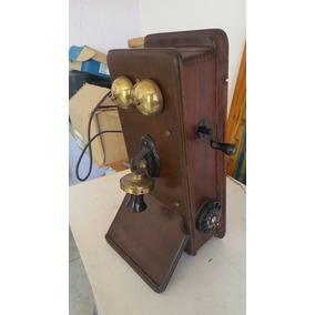 Telefone Antigo Parede