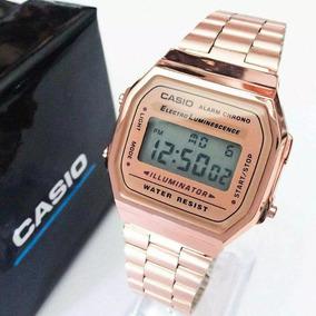 952756df1f55 Reloj Casio Rosa Mate - Reloj Casio en Distrito Federal en Mercado ...