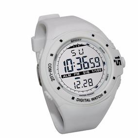 Relógio De Mergulho 50 M Eletrônica Digital Led Militar Mmc