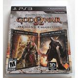 God Of War Origins Collection Ps3* Play Magic