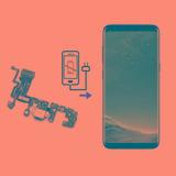 Flex Decarga Samsung S8 Y S8 Plus Repuesto Somos Tienda