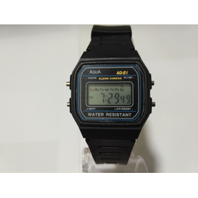 4283cd3253f Casio W215h7avdf Branco Masculino - Relógios De Pulso no Mercado ...