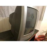 Television Phillips 20 Pulgadas + Consola Videojuegos