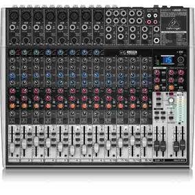 Mesa De Som Behringer Xenyx X2222 Usb Original Com/nf