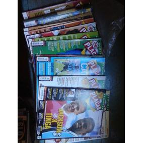 Lote De Revista Placar Semanais
