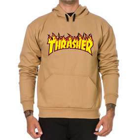 Blusa Moletom Masculino Thrasher Blusão Blusa De Frio