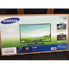 Samsung Tv Led 40 5005 Nueva De Remate