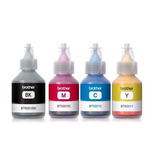 Combo 4 Botellas Tinta Brother Original Dcp-t300 Dcp-t500w