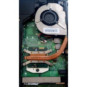 Placa Mãe Notebook Lenovo Ideapad Z360 + Processador Core I3