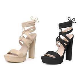 Beige Talla 5 Zapatillas Plataforma Color Arena Mujer - Zapatos en ... eeb6682fad5a6