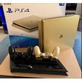 Nuevo Sony Playstation 4 Slim 1tb 4 Juegos Y Vr