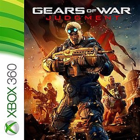 Gears Of War - Judgament Xbox 360 Midia Digital Original