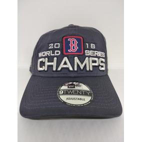c5494aa8c9bd1 Gorra Boston Red Sox Gris 2018 World Series 9twenty New Era
