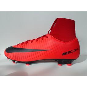 Chuteira Nike Mercurial Victory 6 Fg - Chuteiras Nike de Campo para ... db29c3bcdfea0