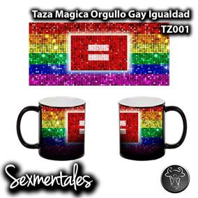 Taza Magica Orgullo Gay Premium! Sexmentales Tz001 8622279995c35