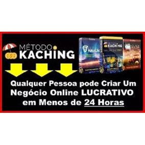 Curso Metódo Kaching - Rodrigo Teixeira - Completo + Brindes
