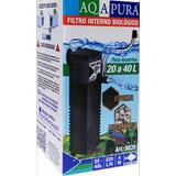 Mini Filtro Sumergible Acuarios 20 A 40 L 220 L/h 5035